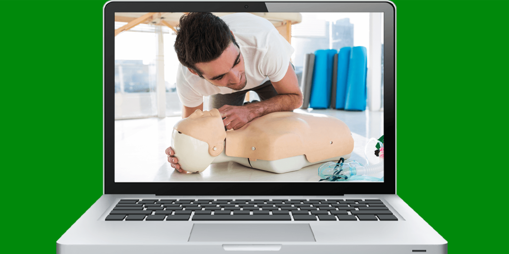 October 20 – Adult Blended Learning – First Aid/CPR/AED Course 8:30a-9:30a