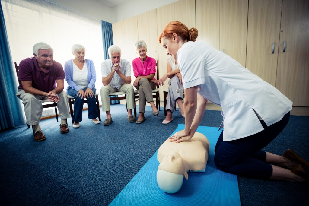 November 4/5 – Becoming a Certified Instructor – First Aid/CPR/AED Instructor 8:00a-4:30p