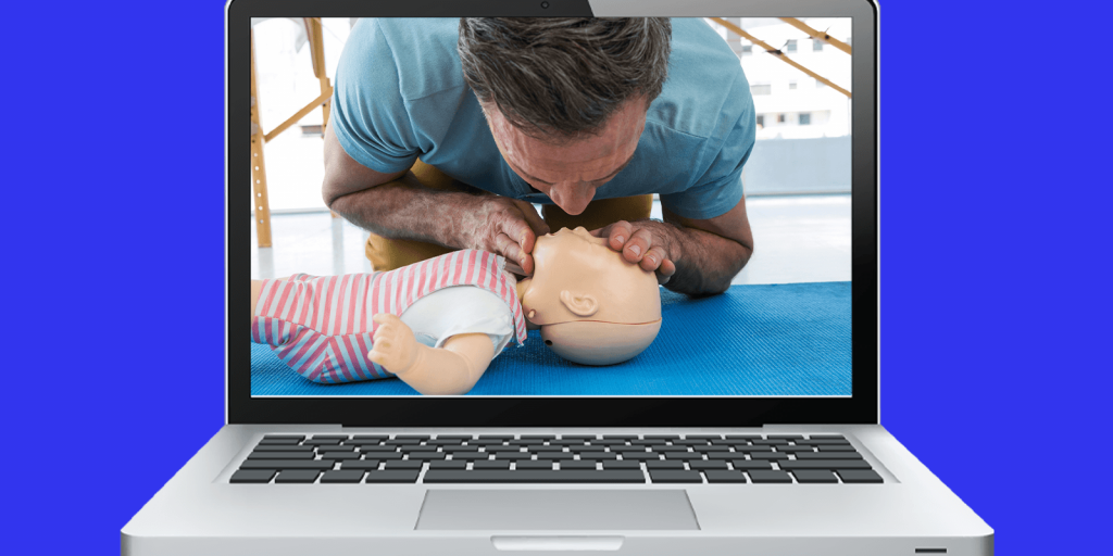 October 30 – Adult & Pediatric Blended Learning – First Aid/CPR/AED Course 8:00a-9:30a